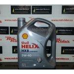 Shell HELIX HX8 5W-40, 4 l