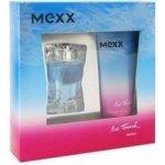 Mexx Ice Touch Woman EdT 20 ml + sprchový gel 50 ml dárková sada