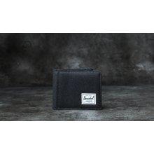 Herschel Supply Co. Hank Wallet Black/ Black Synthetic Leather