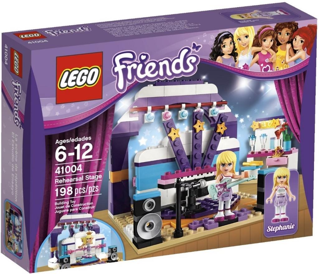 Lego Friends 41004 Zkušební Pódium Od 688 Kč Heurekacz