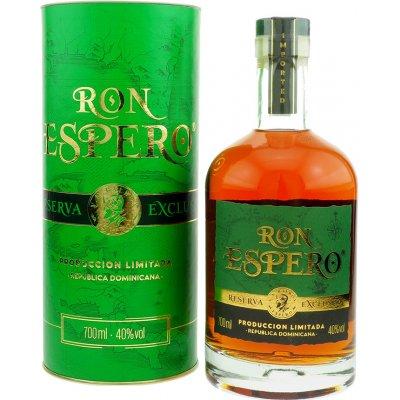 Ron Espero Reserva Exclusiva 0,7 l 40 %