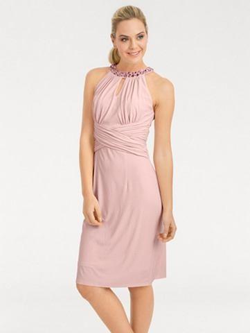 Ashley Brooke by heine koktejlové šaty střih kolem šíje růžová alternativy  - Heureka.cz 7d51bfdff0