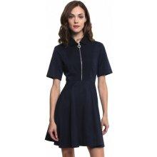 e174e21f53 Tommy Hilfiger dámské šaty Katia tmavě modrá