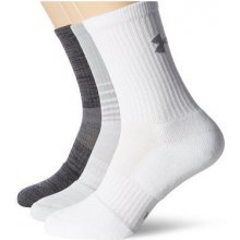Under Armour pánské ponožky Phenom Twisted Crew Socks 3-Pack-100-MD 915d13a17c