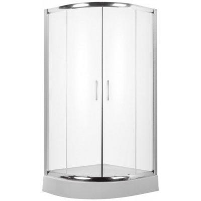 Sprchový kout Nilla C2 90x90x190 s vaničkou