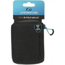 Life Venture RFiD Bi Fold Wallet Black