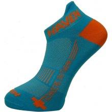 e48f0e5d9f0 Haven ponožky SNAKE Silver NEO blue orange 2 páry