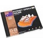 Wiky 3D Puzzle Opera v Sydney 58 dílků