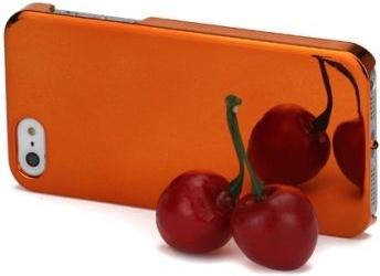Pouzdro Molet lesklé Apple iPhone 5 5S Oranžové od 99 Kč - Heureka.cz cb29538a4d6