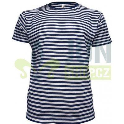Alex Fox dětské námořnické tričko Dirk bílánámořní modré