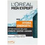 Loréal Paris Men Expert Hydra Energetic Ice Impact voda po holení 100 ml
