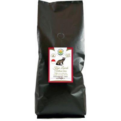 Salvia Paradise Káva Kopi Luwak cibetková Káva 1000 g