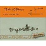 T2M Rivets 0.9mm Cross Type