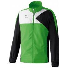 Erima dětská reprezentační tepláková souprava Premium ONE Zelená černá Bílá
