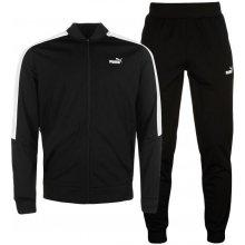 Puma BB Poly T Suit Mens Black/White
