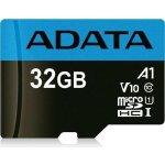 ADATA SDHC 32GB UHS-I U1 AUSDH32GUICL10A1-R