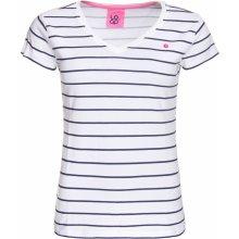 BETANA dámské triko/krátký rukáv bílá