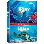 Kolekce: Hledá se Nemo + Hledá se Dory DVD