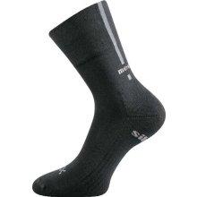 VoXX Boma ponožky ENIGMA černá