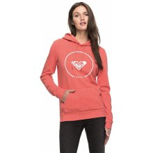 Roxy After Surf Fleece MLHH/Spiced Coral Heather