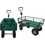 Zahradní vozík s výklopnými boky WO-579