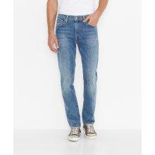 Levi´s pánské kalhoty jeans 511 Slim jeans 04511-1096 Modrá