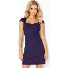 0847b107d45 Numoco dámské šaty 118-8 tmavě modrá