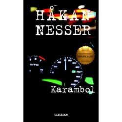 Výsledek obrázku pro Karambol Hakan Nesser