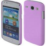 Pouzdro Coby Exclusive Samsung i8260 Galaxy Core fialové