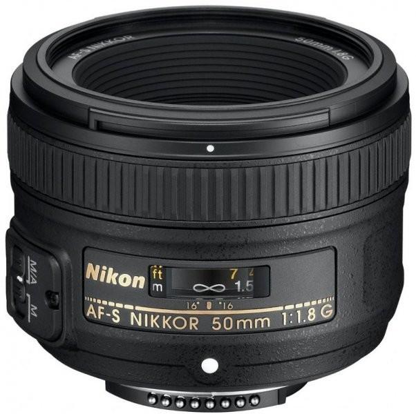 Recenze Nikon AF-S 50mm f/1.8G