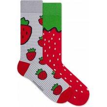 Nanushki - ponožky Funny Strawberry