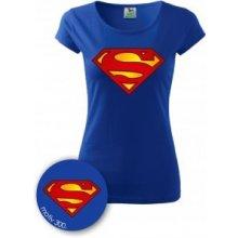 c2d0ef324c9 Adler Tričko Superman 300 král.modrá