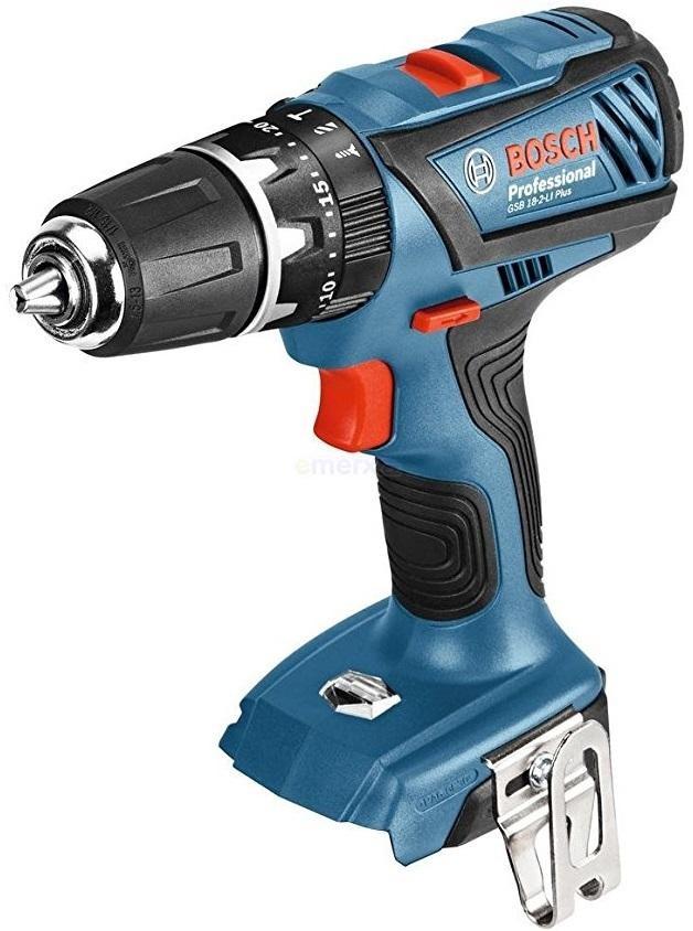 Aku vrtačka Bosch GSB 18-2-LI Plus