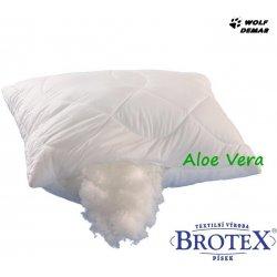 Brotex polštář Aloe Vera Standard zip 70x90