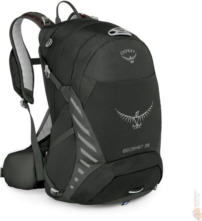 49f0ed7b27 Osprey Escapist black 18l od 1 781 Kč - Heureka.cz