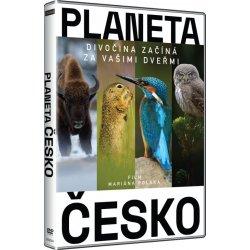 Planeta Česko DVD