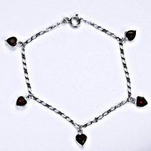 Swarovski krystaly siam, srdíčka, R 1315