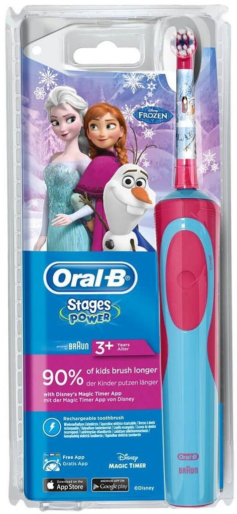 Oral-B Vitality Stages Power Kids Frozen