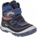 053882dbc21 Primigi Chlapecké zimní boty modro-šedé