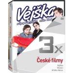 3x České filmy - kolekce