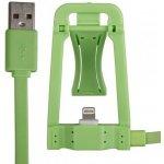 Global Technology 5901836160072 USB s dokovací stanicí, zelený