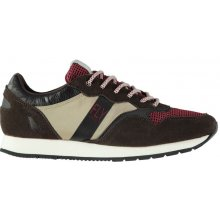 Fly London Pecu Trainer Cl99, Mocha/Taupe/Black