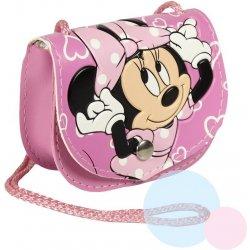 a0efe723c9c Cerda kabelka Minnie Mouse růžová od 149 Kč - Heureka.cz