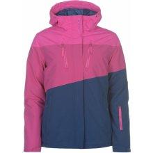 Campri Ski jacket ladies petrol berry