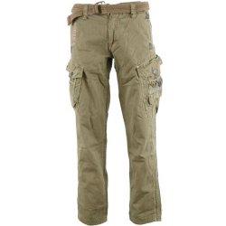 84554385804d Geographical Norway kalhoty pánské Parapente Men 305 GN 2600 kapsáče khaki