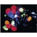 EMOS CLASSIC 80 LED světelný řetěz s časovačem, 8 m, multicolor, ZY0811T