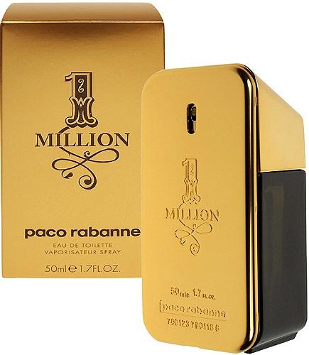 Paco Rabanne 1 Million 100ml Cena Paco Rabanne 1 Million