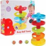 Playgo Rušná míčová věž