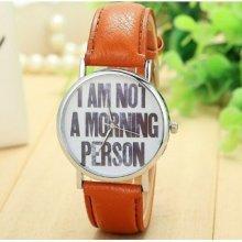 MORNING PERSON grana 00126844