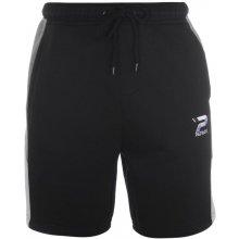 Patrick Fleece Shorts Mens Black/Grey